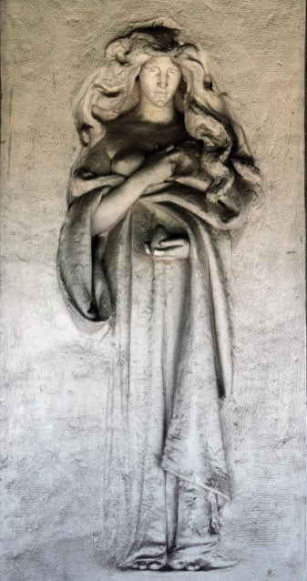 Bas Relief Panel