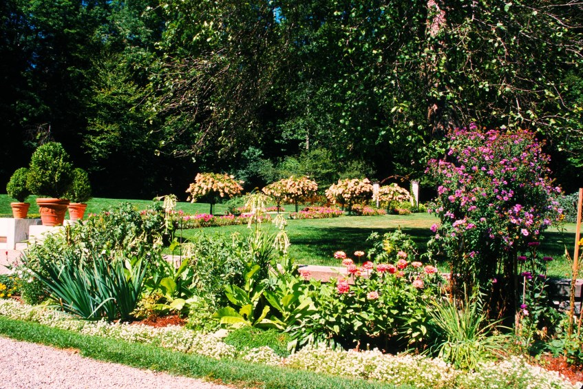 Chesterwood gardens