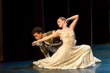 Elena Zahlmann and Steven Melendez, Photo by Dariel Sneed