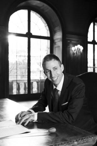 Benjamin Hochman