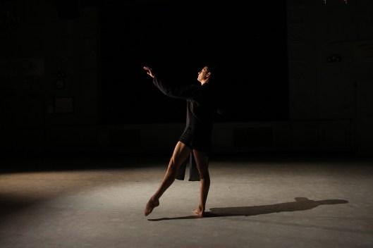 Jonah Bokaer Choreography. Photo by Julie Lemberger