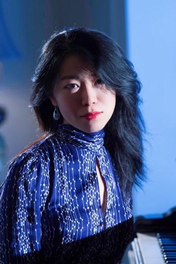 Sophia (Shuhui) Zhou, photo by J Henry Fair