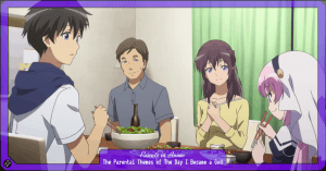 Parents in Anime – The Parental Themes of The Day I a Became God