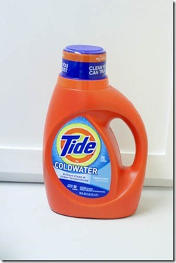 tide coldwater detergent