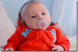 boys rule newborn outfit