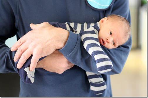 4 week old baby