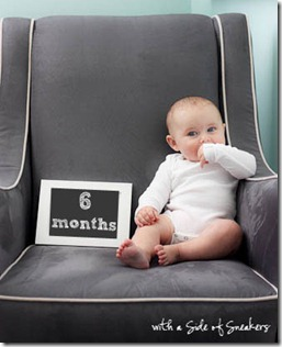6-month old baby