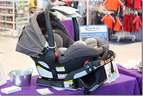 graco snug ride 40 infant car seat