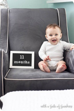 11 month baby