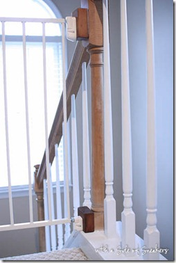 baby gate for stairs