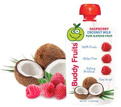 buddy fruits pouches