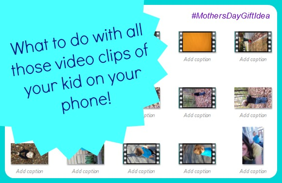 mother's day gift idea video