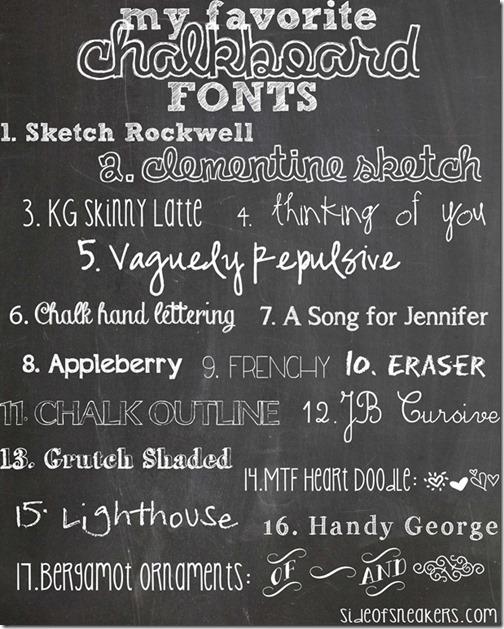 Chalkboard-fonts