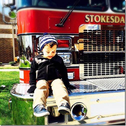 firetruck lover