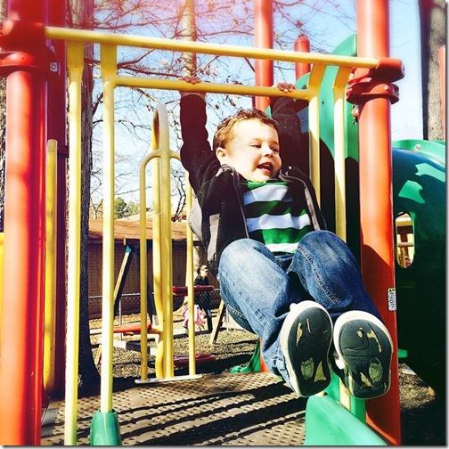 three year old fun
