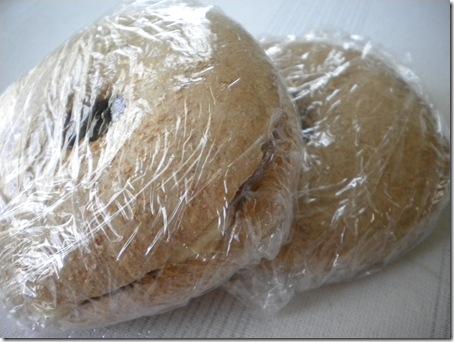 bagel sandwiches