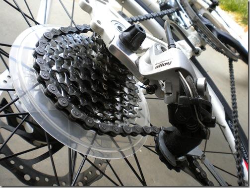bike cassette
