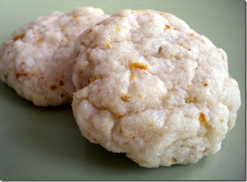 vegan margarita cookies