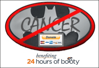 Donate to Booty