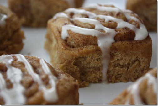 the best cinnamon roll you'll ever eat