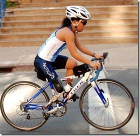 amputee triathlete