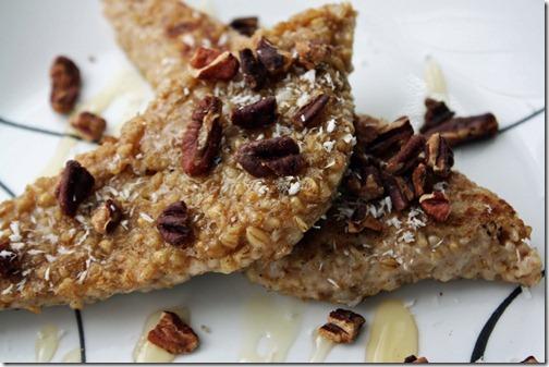 fried oatmeal recipe