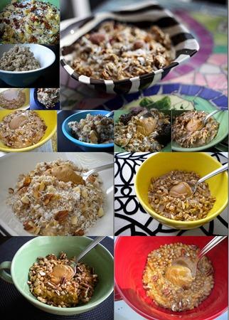 oatmeal overload