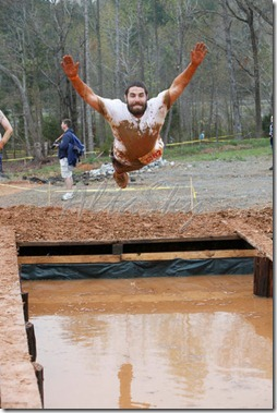flying mud leap
