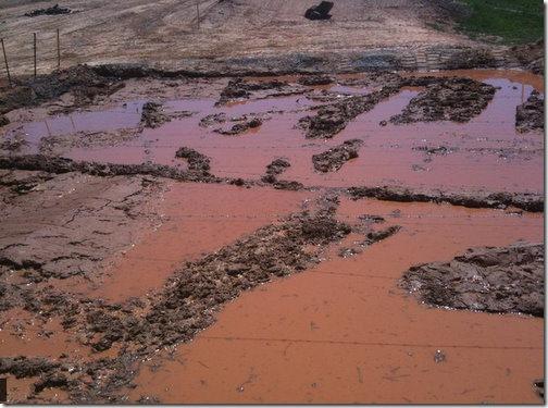 rugged maniac mud run track