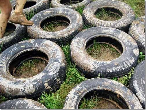 truck tire combine