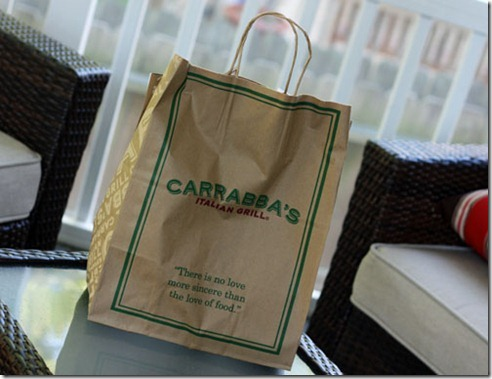 carrabbas carside carryout