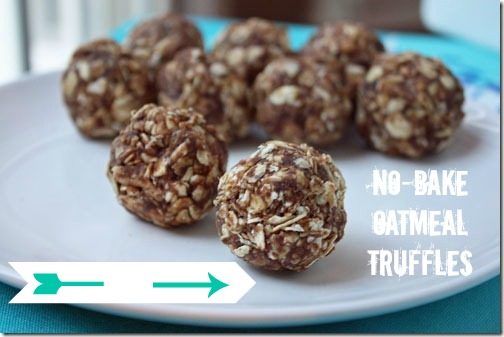 no bake oatmeal cookie recipe
