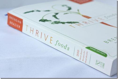 thrive foods brendan brazier