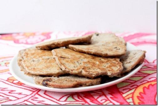 chocolate chip pancake recipe