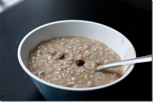 crock pot steel cut oats