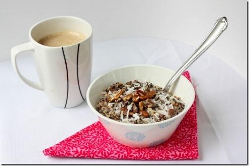 quinoa porridge recipe