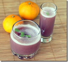 satsuma spiced drink