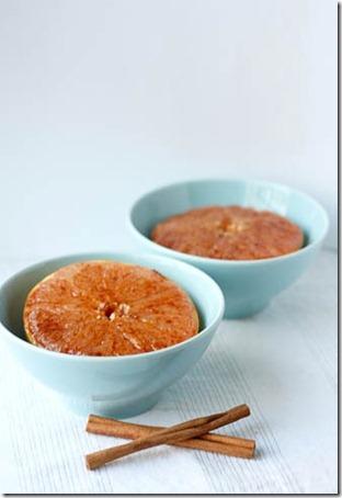 cooked fruit grapefruit recipe