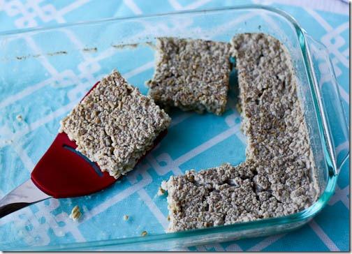 baked steel cut oatmeal