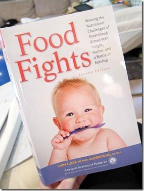 food fights book feeding kids