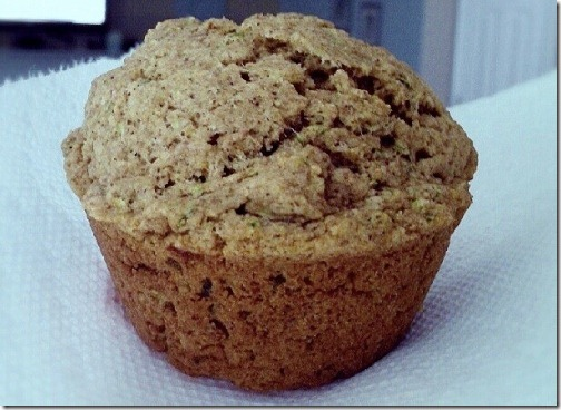 carrot muffin recipe