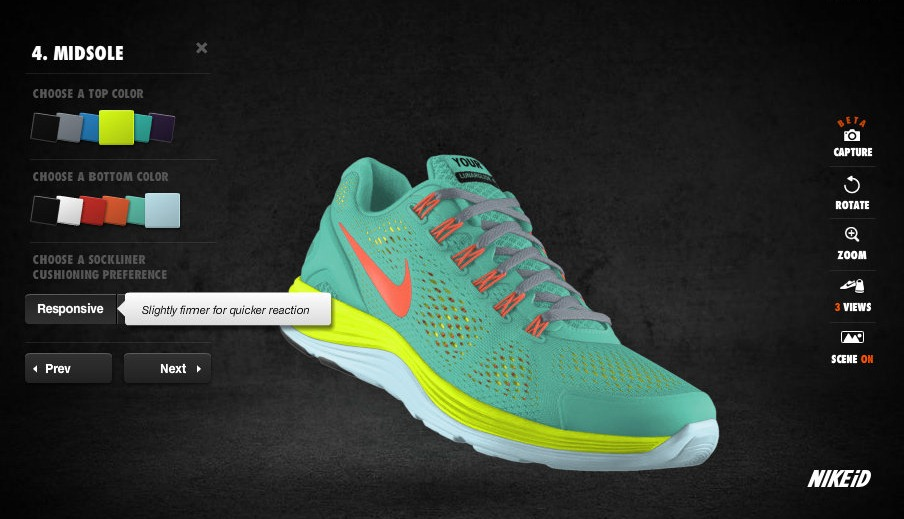 customize nike running shoes