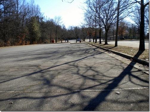 park with bike trail
