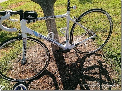 trek madone road bike