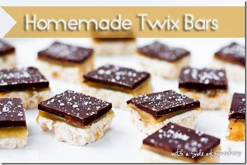 homemade twix bars dairy free vegan