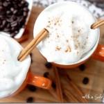 vegan pumpkin spice latte recipe