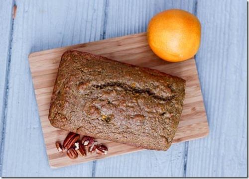 citrus pecan bread