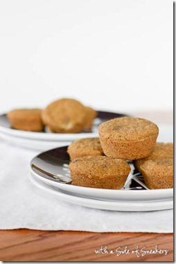 gluten free pancake muffins