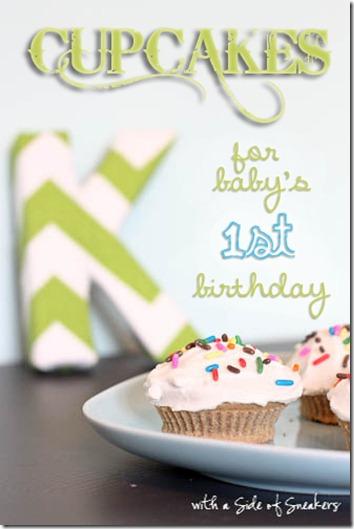 first birthday cake recipe
