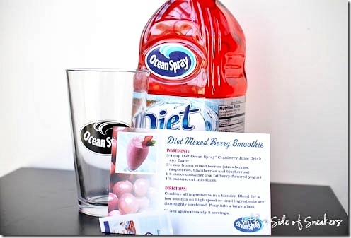 ocean-spray-diet cranberry juice